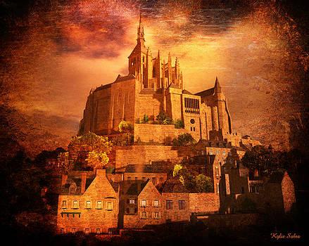 Mont Saint-Michel by Kylie Sabra