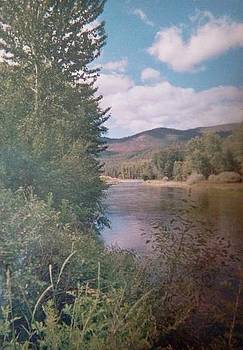 Montana Creek by Karen Jensen