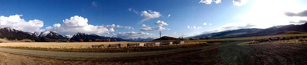 Montana Paradise by Misty Ann Brewer