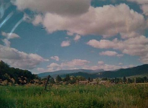Montana Sky by Karen Jensen