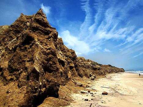 Montauk Erosion by Sam Newton