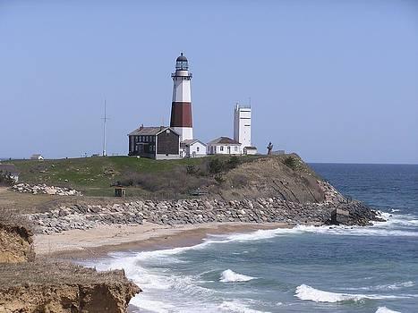 Montauk Lighthouse by Neal David Reilly