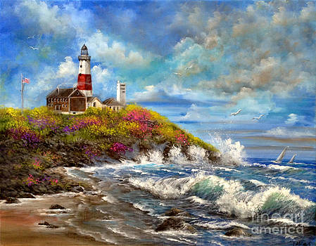 Montauk Lighthouse by Patrice Torrillo
