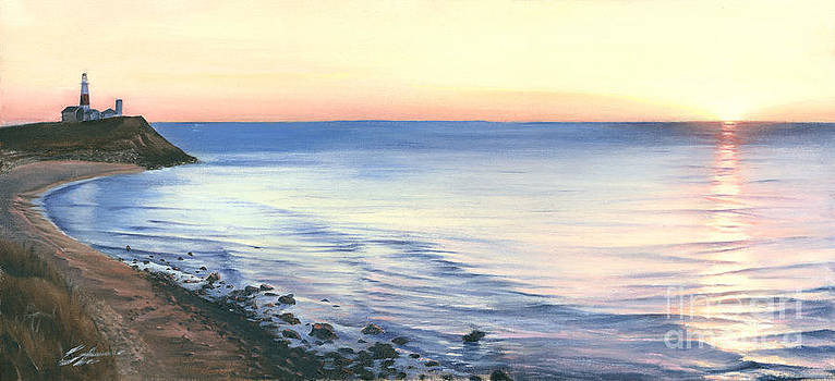 Montauk Morning by Edward Coster