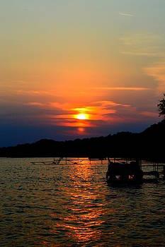 Montello Sunset by Billie sue  Crownover