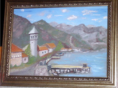 Montenegro Bay by Ghee Flores