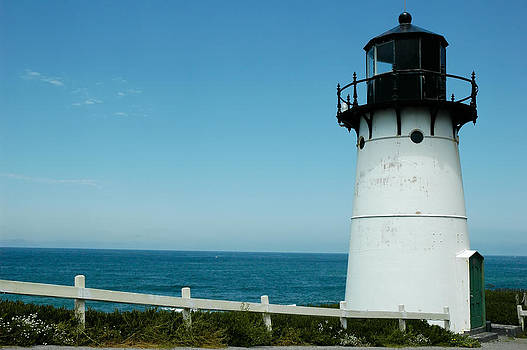Montera Lighthouse by Karin Hildebrand Lau