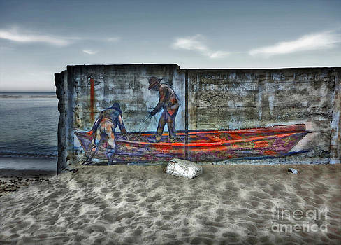 Gregory Dyer - Monterey California - Wall Mural