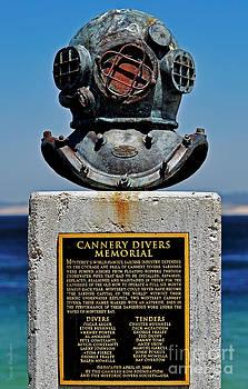 Susan Wiedmann - Monterey Cannery Divers Memorial