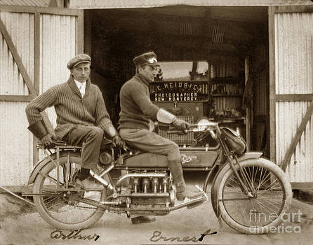 California Views Archives Mr Pat Hathaway Archives - Henderson Motorcycle New Monterey Calif. Circa 1915