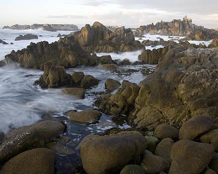 Monterey Rocky Coast by Neal Martin