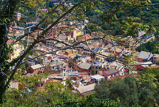 Monterosso from above - Cinque Terre by Dany Lison