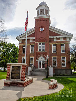 Gregory Dyer - Montezuma Iowa Court House