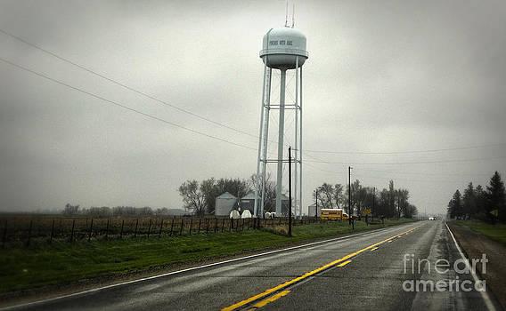 Gregory Dyer - Montezuma Iowa Water Tower