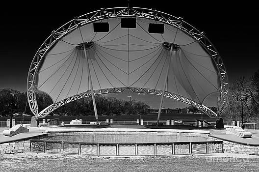 Danny Hooks - Montgomery Alabama Amphitheater Stage