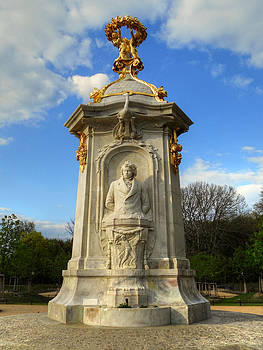 Alexander Drum - monument