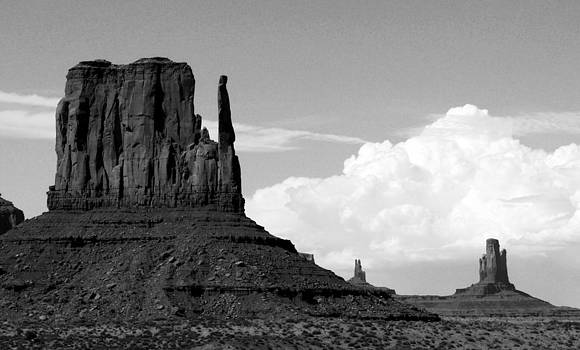 Terry Eve Tanner - Monument Valley III