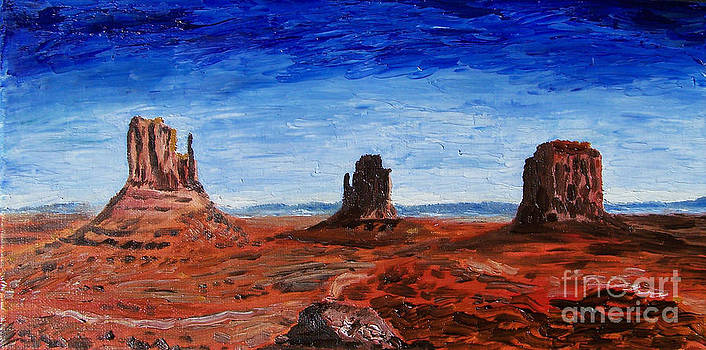 Monument Valley by Kevin Croitz