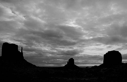 Jeff Brunton - Monument Valley Morning 02