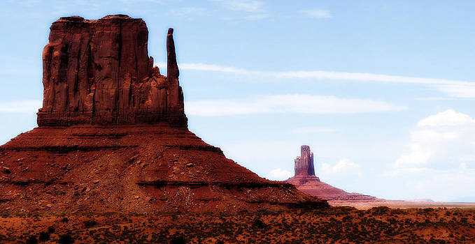 Terry Eve Tanner - Monument Valley