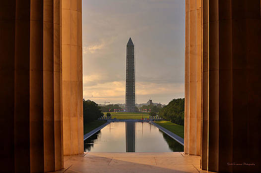 Monumental Sunrise I by Scott Fracasso