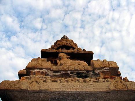 Bliss Of Art - Monuments at Mahabalipuram