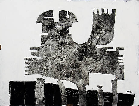 Mark M  Mellon - Monumentum No 1