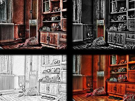 Moods of a Room by Peter Berdan