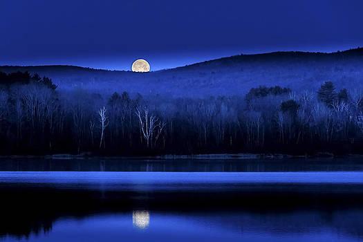 Moody Blues by Michael Bufis