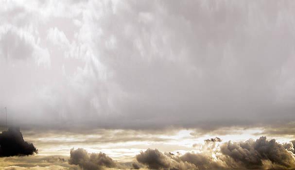 Moody Sky by Davina Nicholas