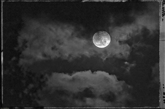 Mick Anderson - Moon and Clouds