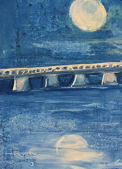 Betty Pieper - Moon and River