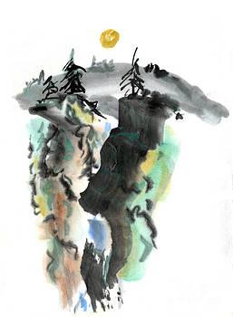 Ellen Miffitt - Moon Cascade