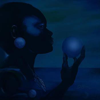 Moon Child by Lloyd DeBerry
