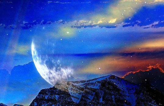 Moon Fade by Andrea Lawrence