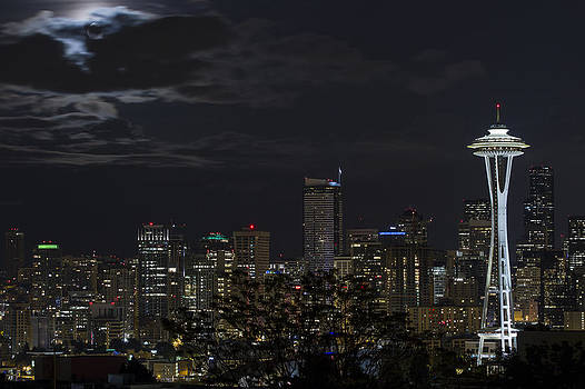 Moon in Hiding by Windy Corduroy