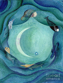 Moon in Pisces by L T Sparrow