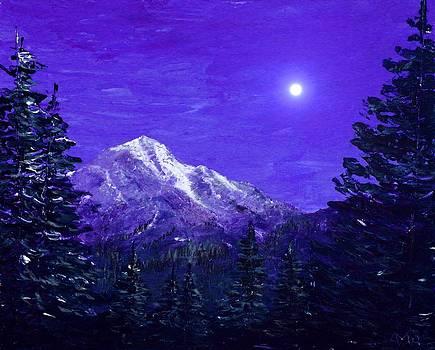 Anastasiya Malakhova - Moon Mountain