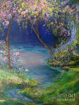 Shan Ungar - Moon River - Enchanted Forest