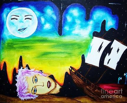 Moon Shine by Kaila Hernandez