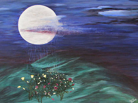 Moon Showers by Cheryl Bailey