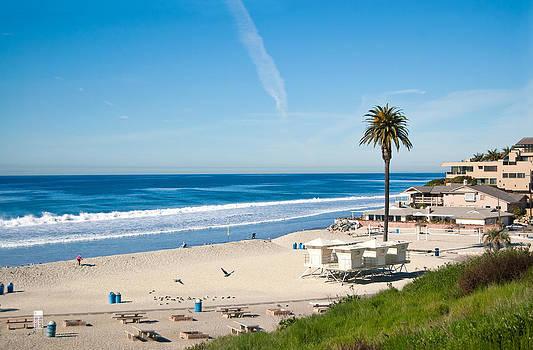 Margaret Pitcher - Moonlight Beach