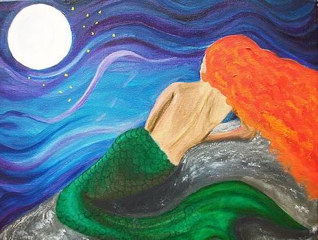 Moonlight Maiden by Jennifer Churchill