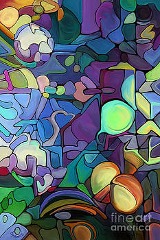 Dorinda K Skains - Moonlit Maze