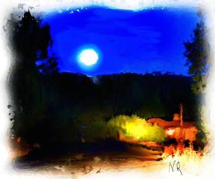 Naomi Richmond - Moonrise 358