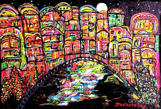 Moonriver by Darlyne Sax
