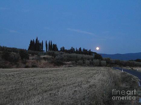 Alessandra Di Noto - Moonshine in Arezzo
