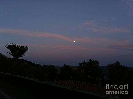 Alessandra Di Noto - Moonshine in Cortona