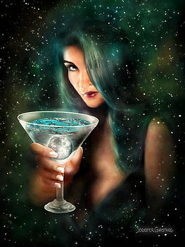 Moontini by Jennifer Garstang