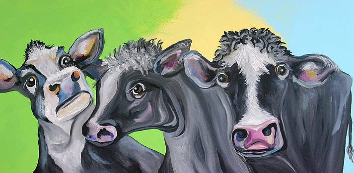 Mooove Closer Ladies by Lisa Graves